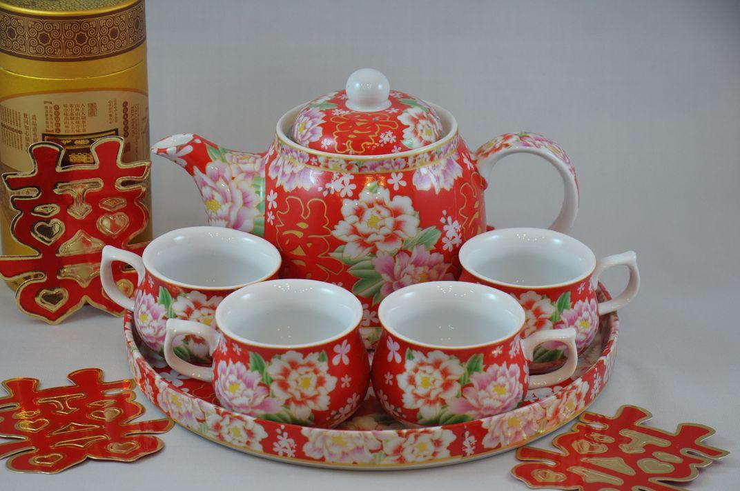 龍鳳茶具套裝 4