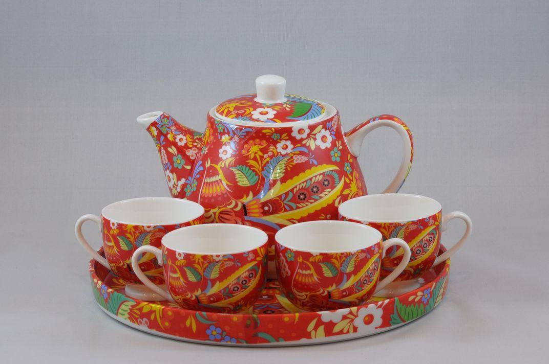 龍鳳茶具套裝 5