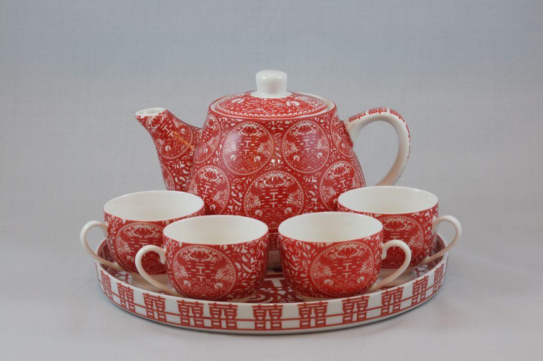 龍鳳茶具套裝 6