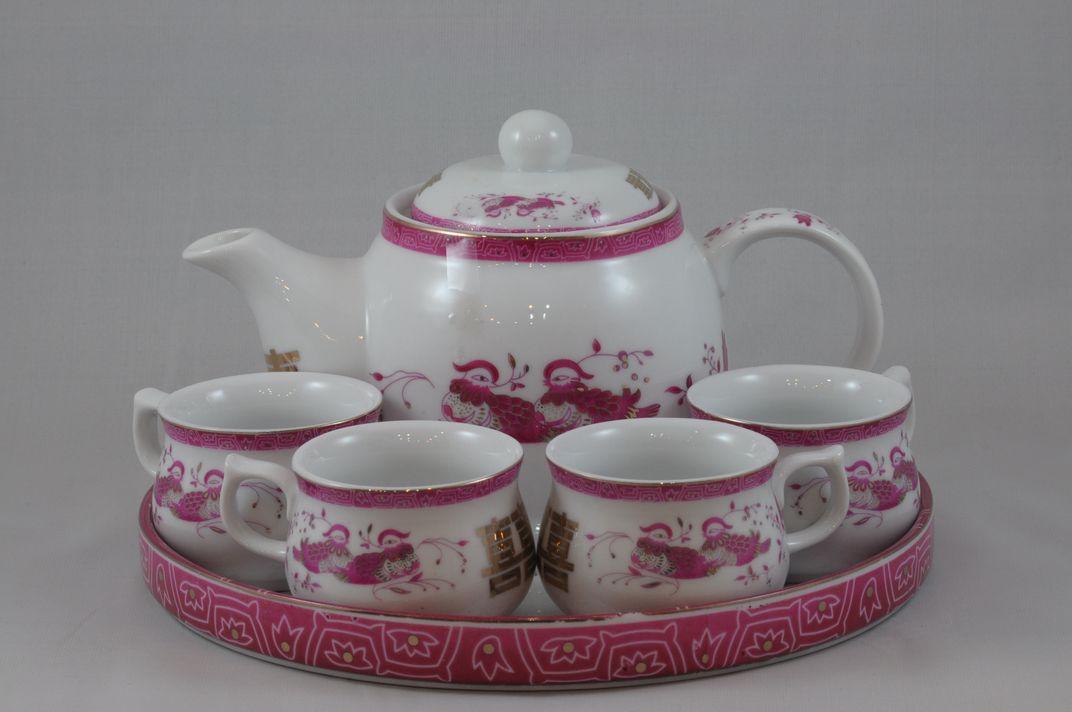 龍鳳茶具套裝 10