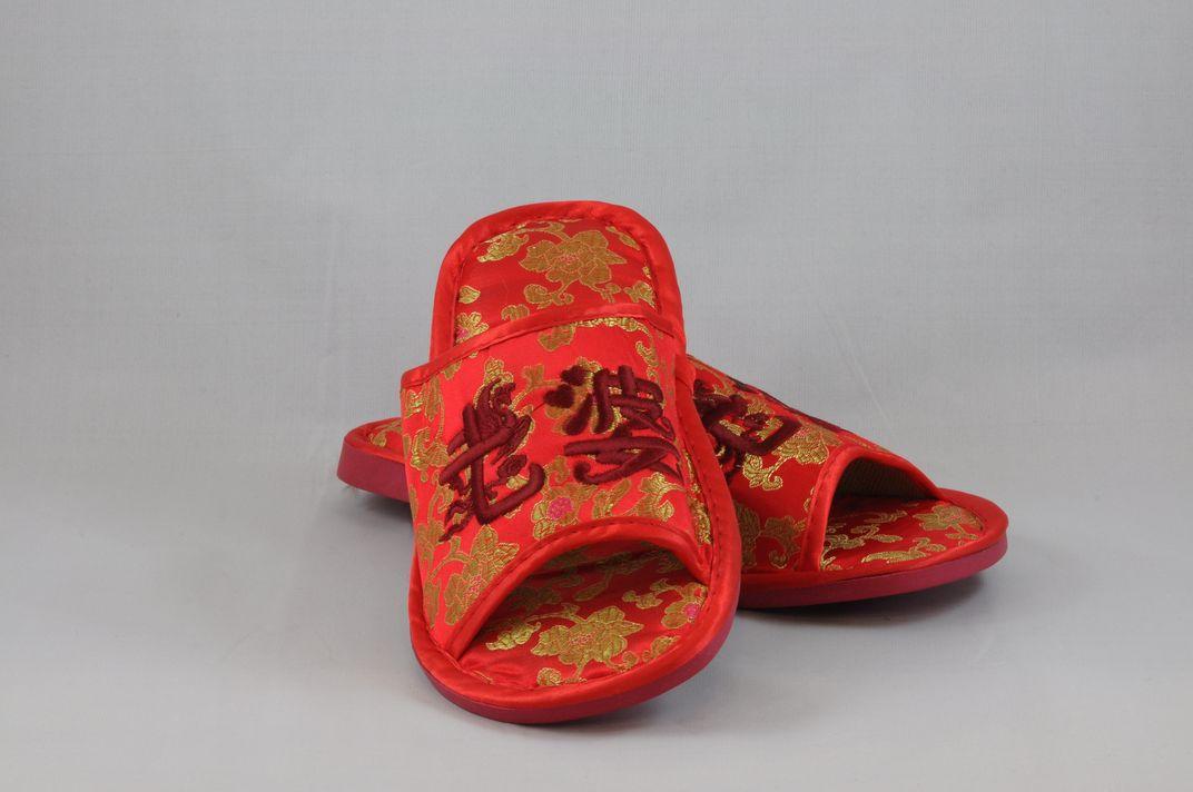 龍鳳新婚拖鞋