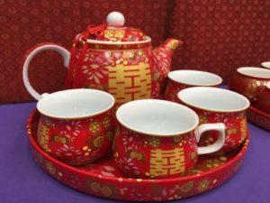 龍鳳茶具套裝 1
