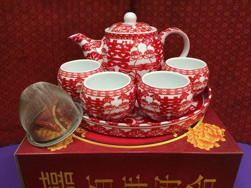 龍鳳茶具套裝 3