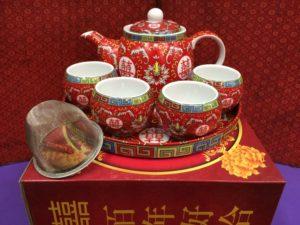 龍鳳茶具套裝 2